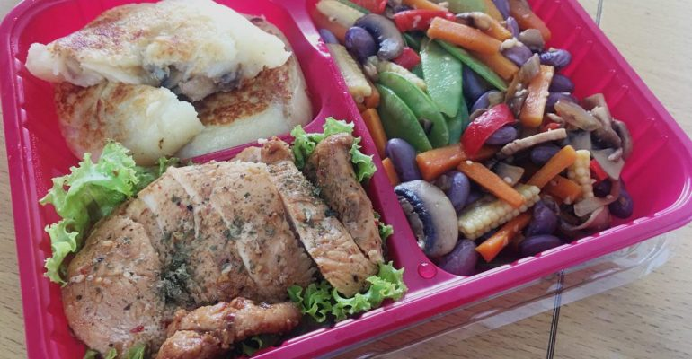 Dada Ayam Sumber Protein