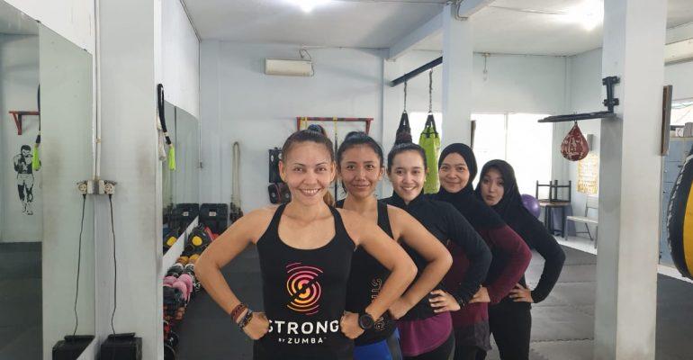 Teman dalam Fitness