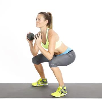 Manfaat melakukan squat